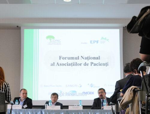 Formular de înscriere Forumul Național al Asociațiilor de Pacienți